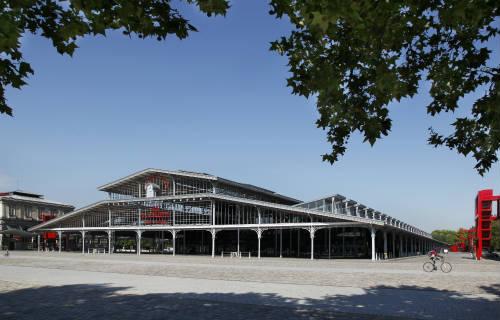 La Grande Halle de la Villette - ∏ Marie-Sophie Leturcq