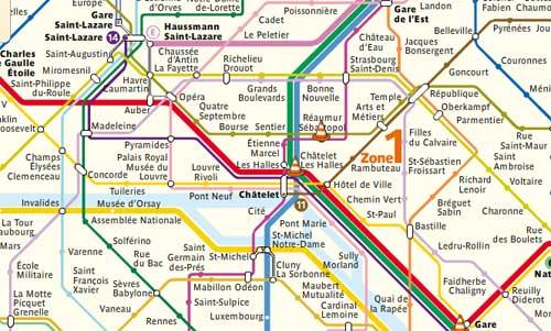 Mapa Do Metro De Paris.Paris E Arredores Mapa Dos Metro Dos Onibus E Do Rer Trem