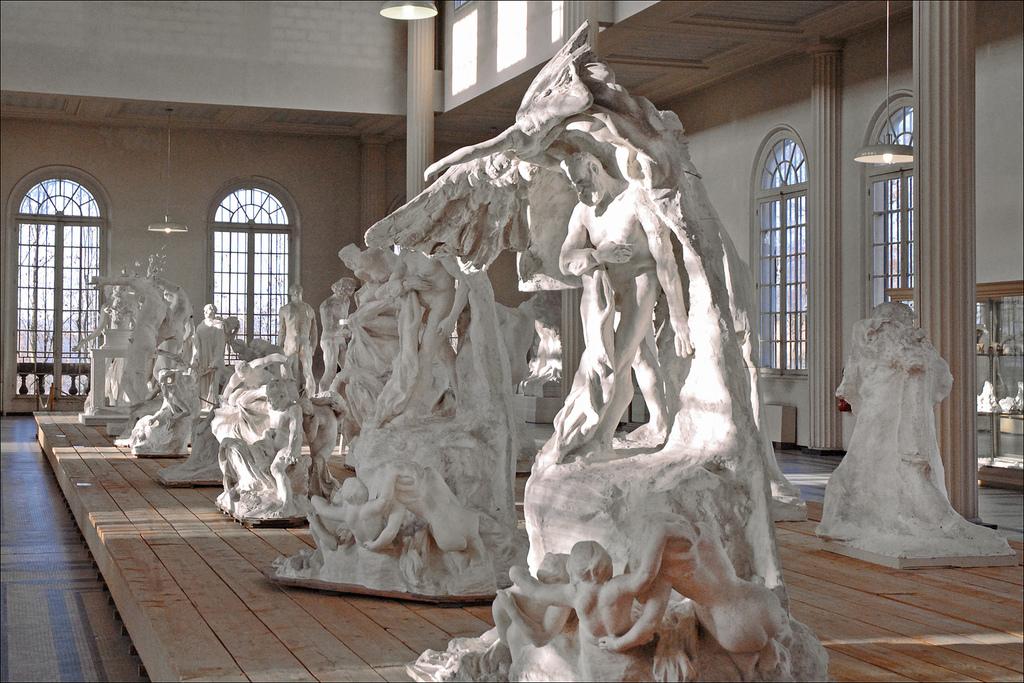 Museu Rodin em Meudon