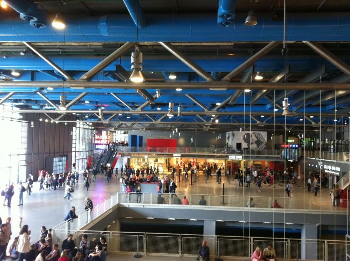 Centre George Pompidou, o Beaubourg