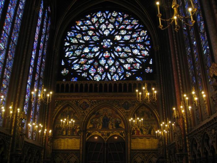 Interior da capela do primeiro andar | Foto de Chris Yunker: www.flickr.com/people/chris-yunker/
