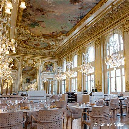 restaurante do museu orsay