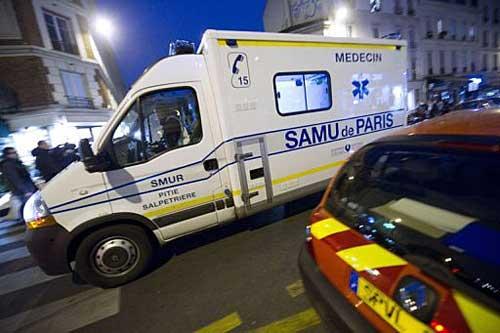 Samu de Paris