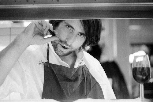 Chef basco Inaki Aispitarte