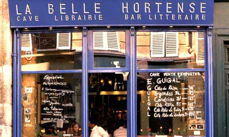 Bar/Livraria La Belle Hortense