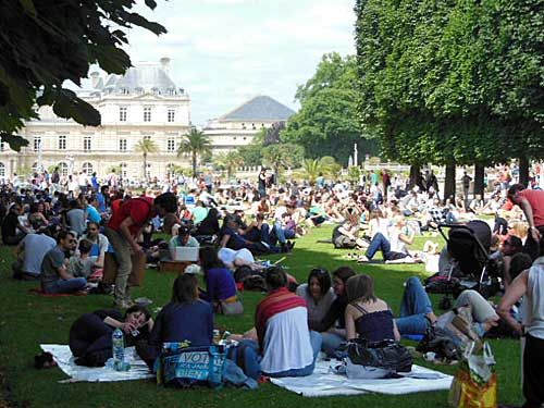 Jardim Luxembourg