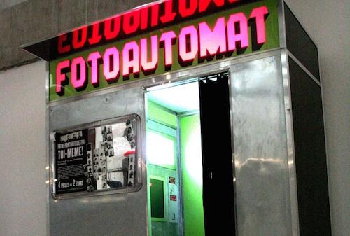 Máquina Fotoautomat