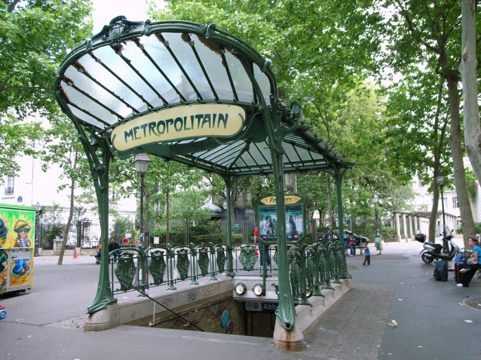 Metrô Abbesses