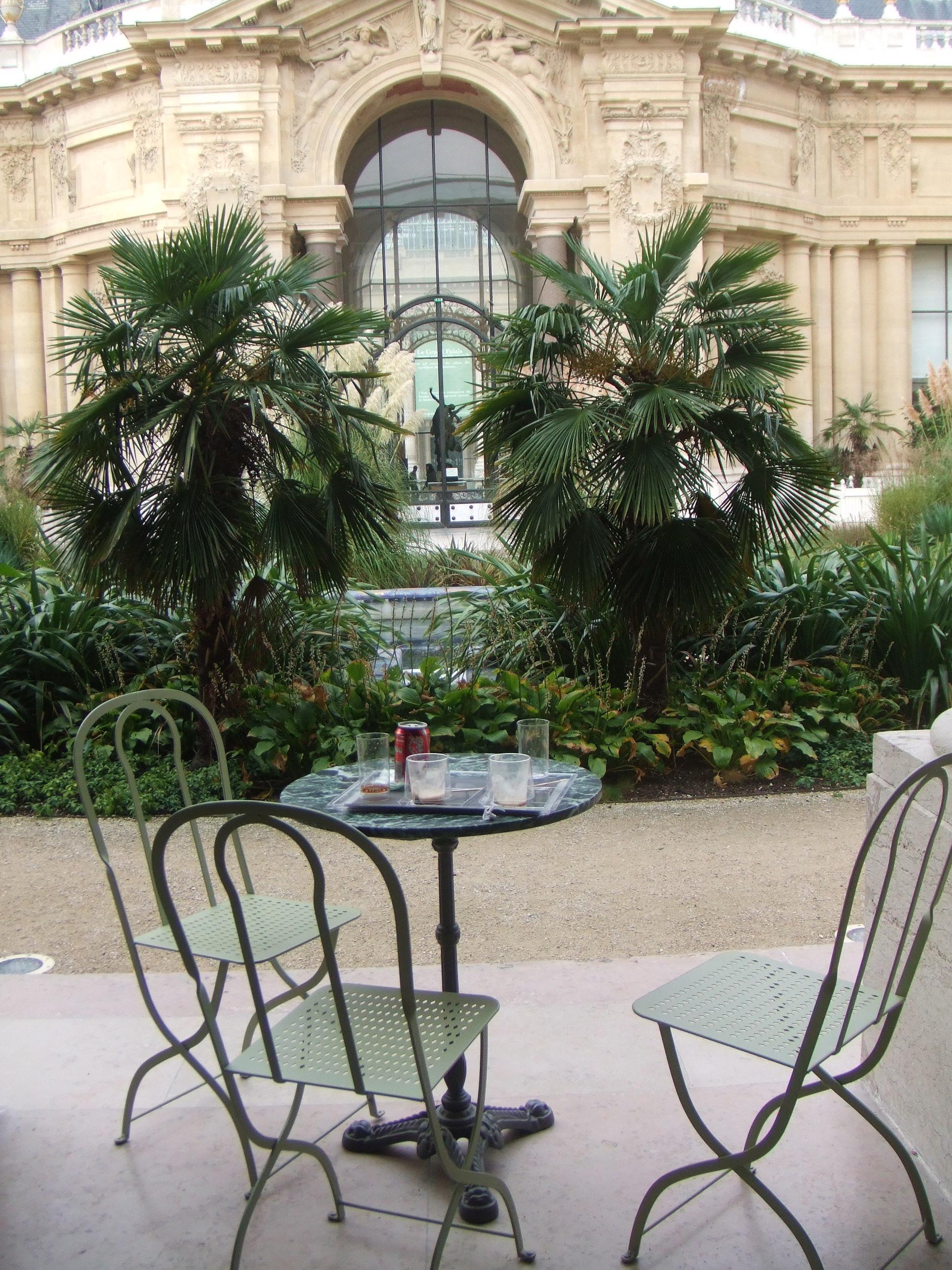 Restaurante Petit Palais