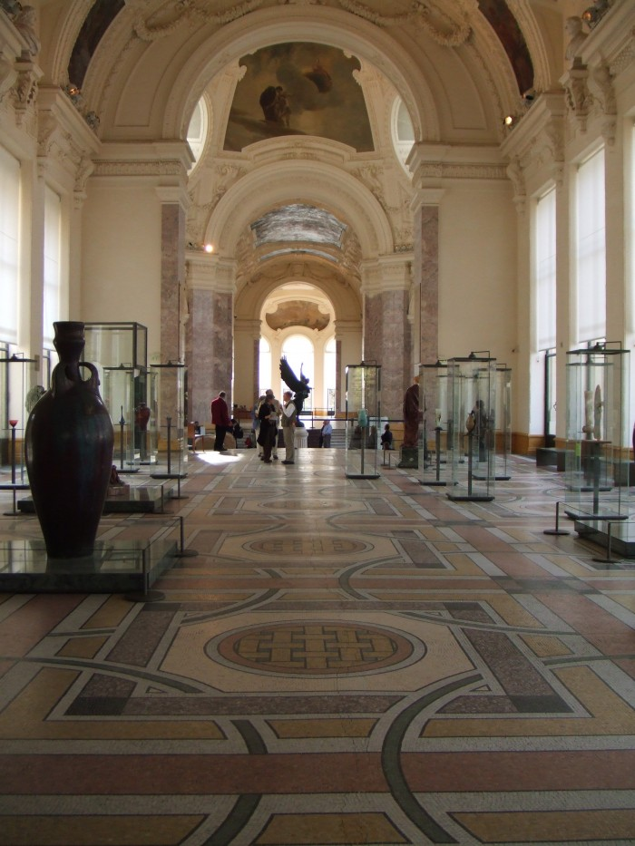 Interior do Petit Palais