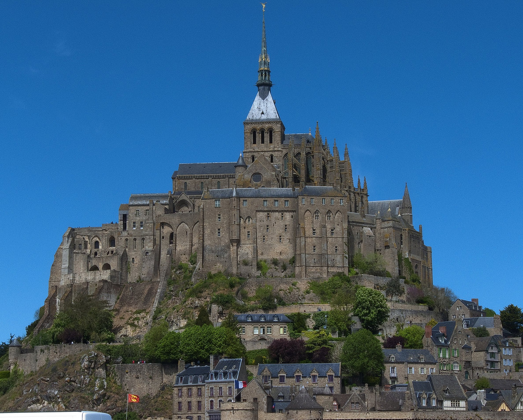 Como Ir De Paris Ao Mont Saint Michel Conexão Paris