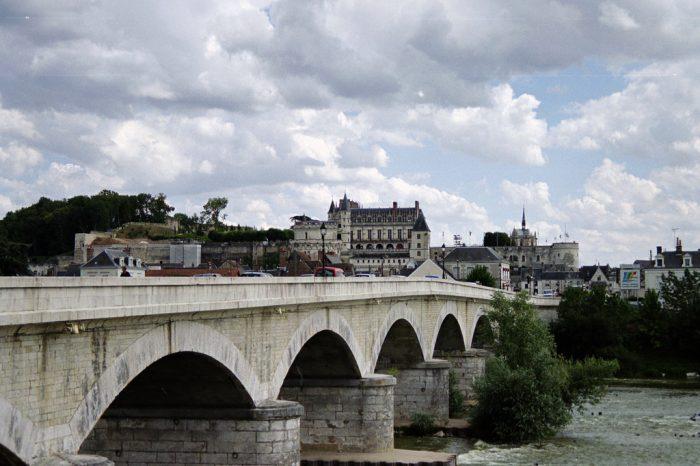 Castelo de Amboise, no vale da Loire