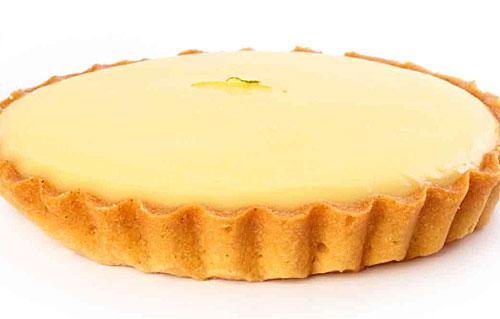 Torta de limão da Bread & Roses