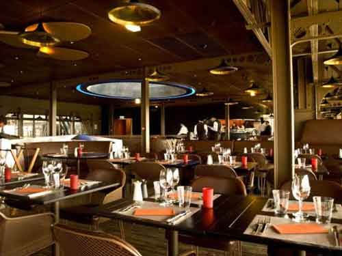 Restaurante 58 Na Torre Eiffel Conexão Paris