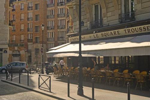 Restaurante Le Square Trousseau