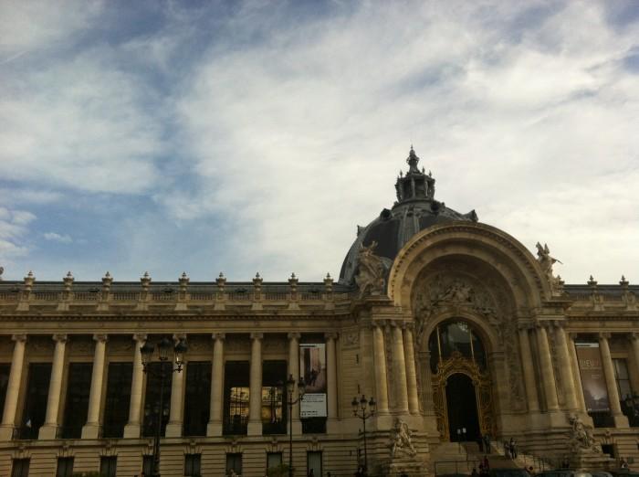Petit Palais, em Paris