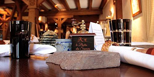 Delicioso restaurante da Alsácia