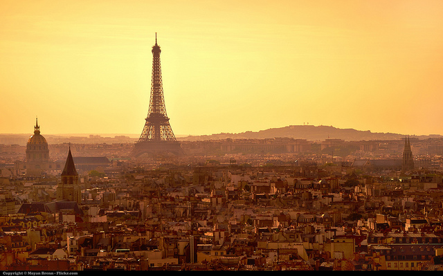 Paris. Foto de Moyan Brenn, no Flickr.