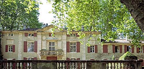 Hotel Château de Roussan, na Provence