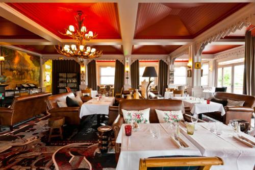 Salão interno (foto retirada do site oficial do restaurante)