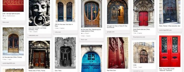 Portas de Paris