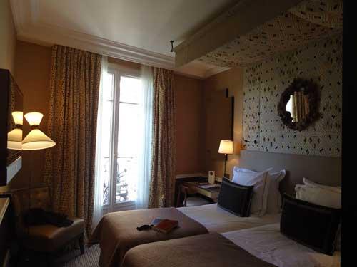 Hotel Recamier em Paris
