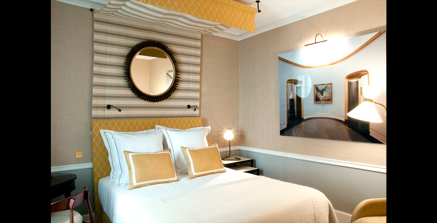 Hotel Récamier, Paris