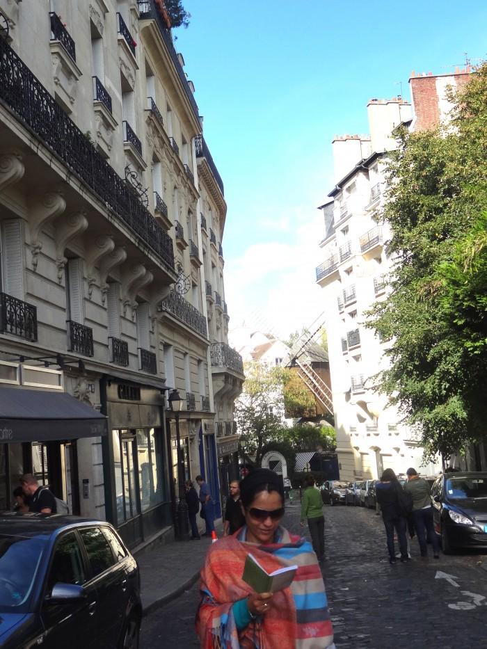 Isadora em Paris