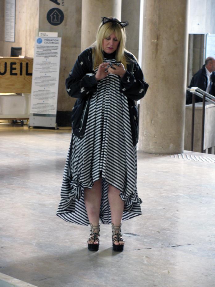 Semana de moda em Paros