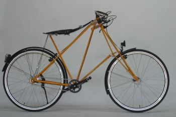 Bicicletas Pedersen, à venda na loja Bicloune, em Paris