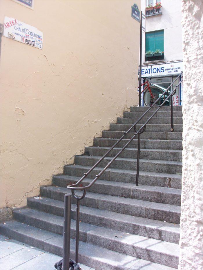 Rue Degrés