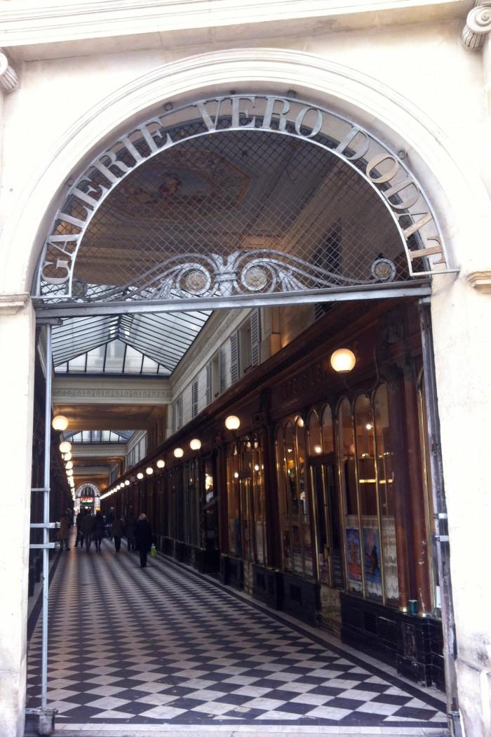 Galeria Véro Dodat em Paris