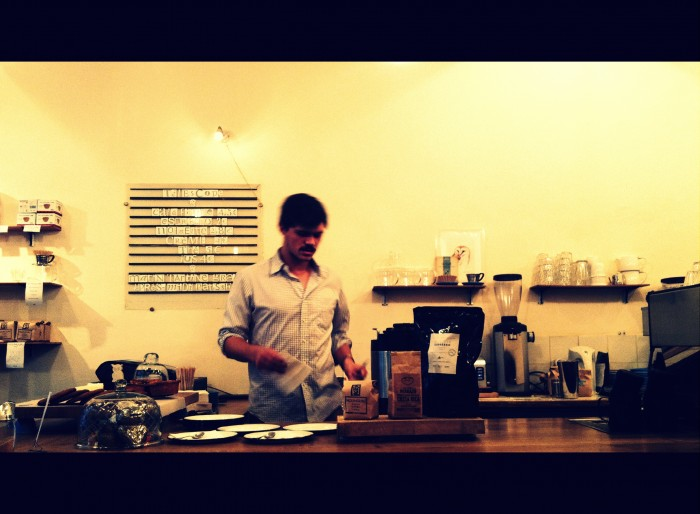Télescope Café