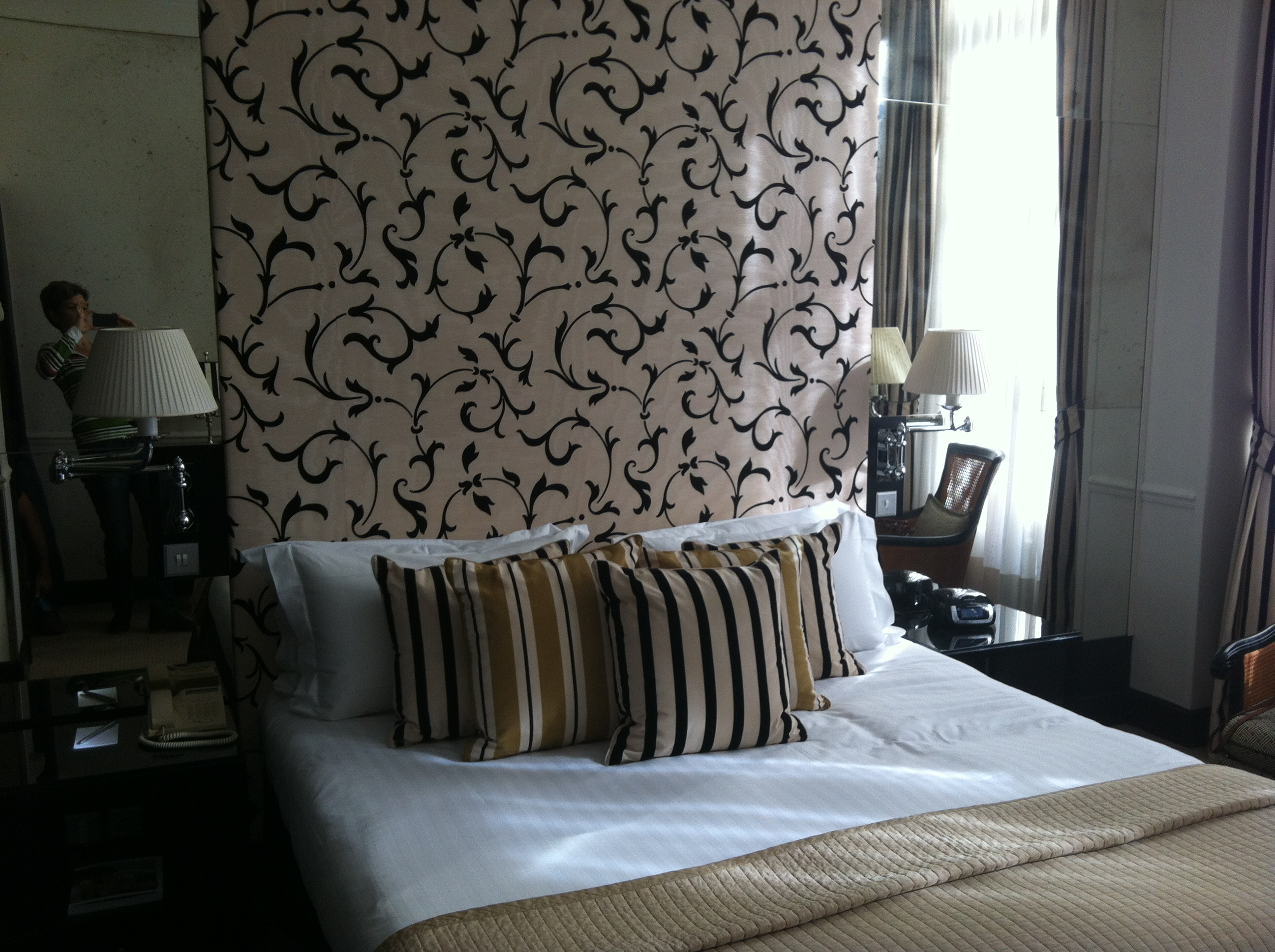 Hotel Castille em Paris