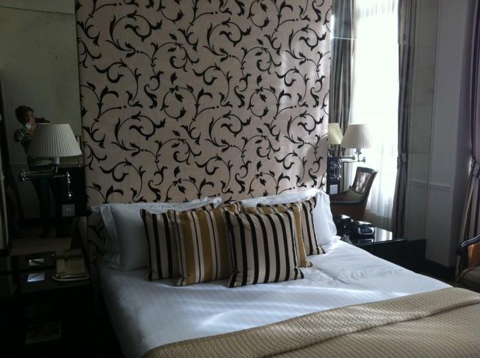 Hotel Castille, em Paris