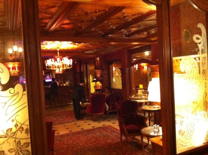 Hotel Regina, em Paris