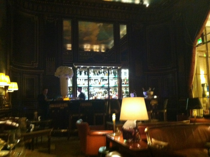 Bar 228 do Hotel Meurice