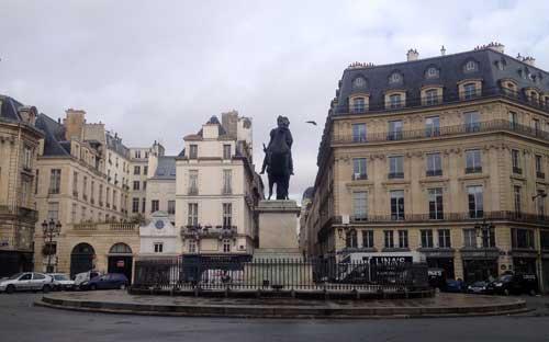 rua Étienne Marcel