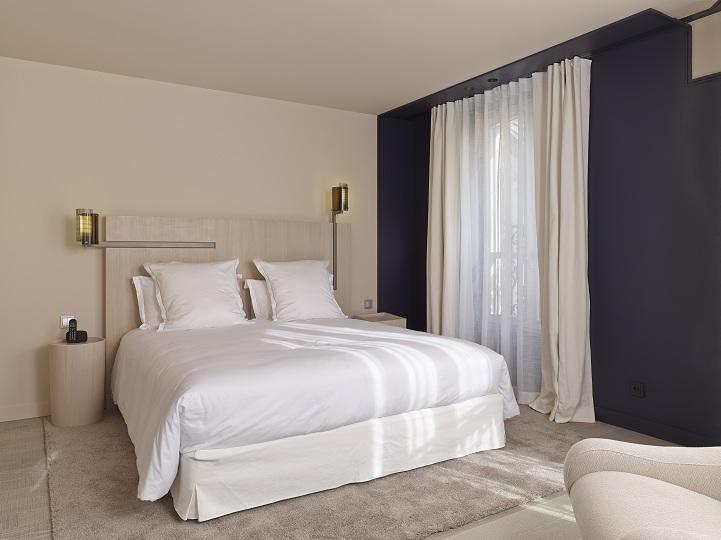 Hotel de Nell em Paris