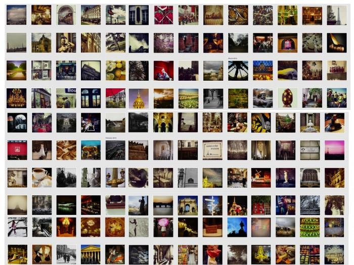 As cores de Paris nas fotos do Conexão Paris no Instagram
