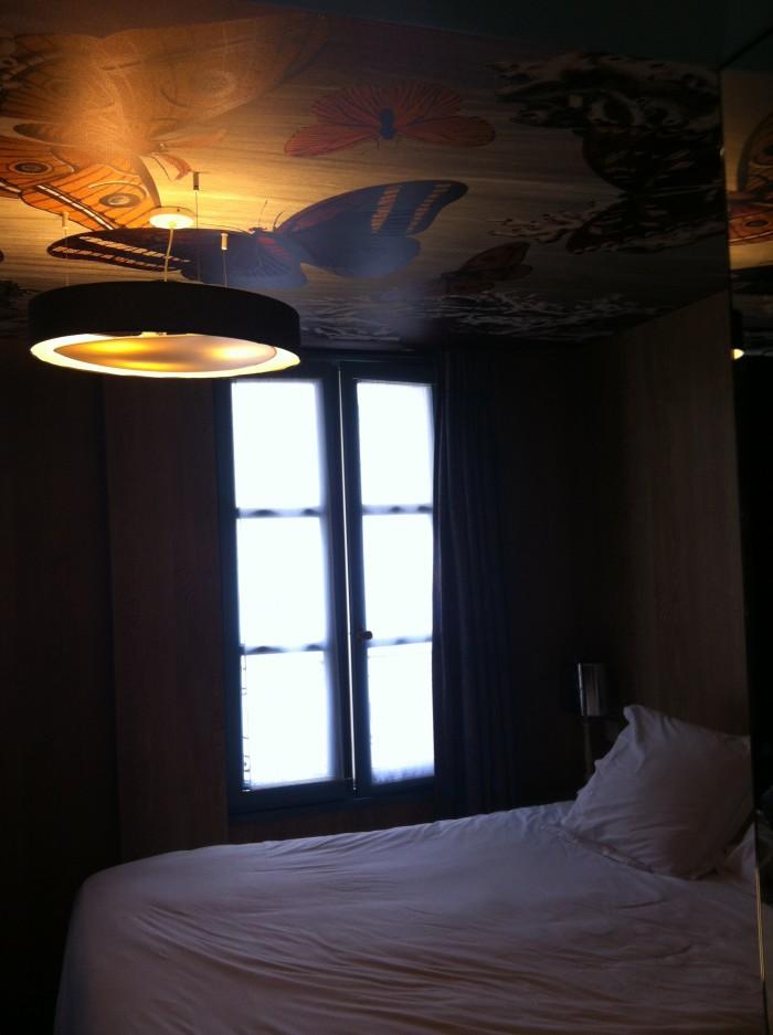 Hotel Le bellechasse, em paris, desenhado por Christian Lacroix