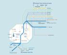 Traslado e transporte entre os aeroportos Charlles de Gaulle/Orly e Paris