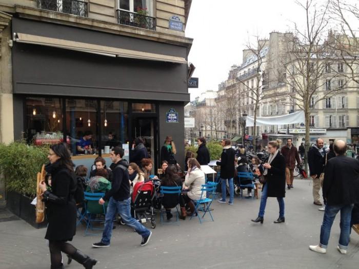 Kooka Boora, em Paris