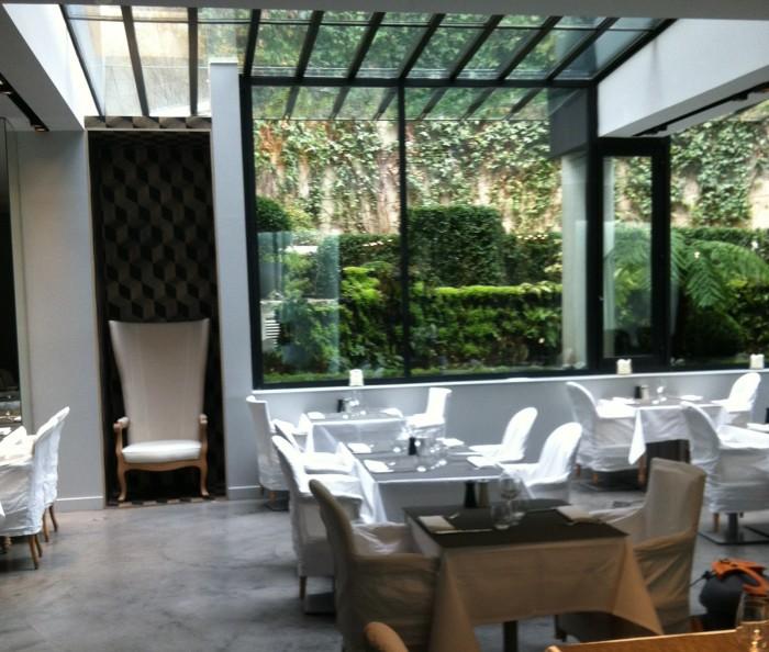 Restaurante Maison Champs Elysées