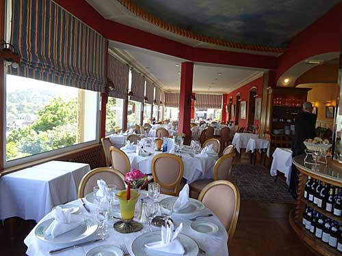 Restaurante Dormy House
