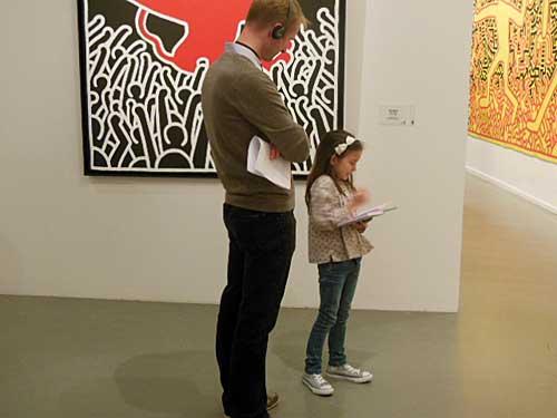 É assim que aprendemos a gostar da Arte