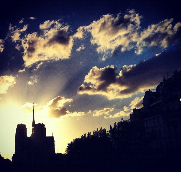 Assistir ao pôr do sol