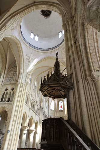 Catedral de Provins. Foto Fabiana Maruno