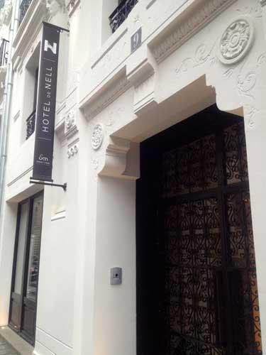 Régalade Conservatoire situado no térreo do Hotel de Nell