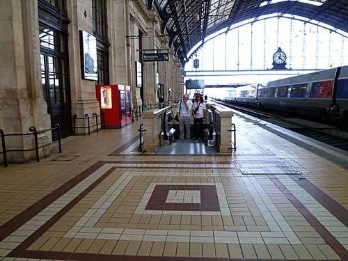 Gare Saint Jean de Bordeaux